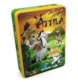 Blue Orange Attila [multilingue]