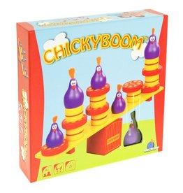 Blue Orange Chickyboom [multilingue]