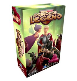 Blue Orange Princess Legend [multilingue]