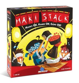 Blue Orange Maki Stack [multilingue]