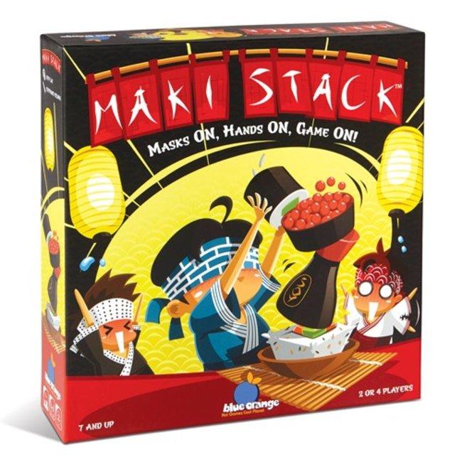 Blue Orange Maki Stack [Multi]