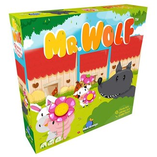 Blue Orange Mr Wolf [multilingue]