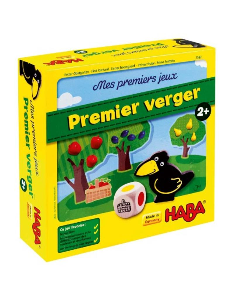 Haba Mon premier verger [multilingue]