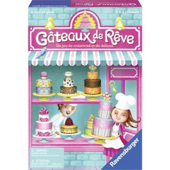 Ravensburger Gâteaux de rêve [French]