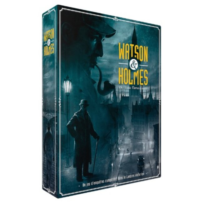 Space Cowboys Watson & Holmes [French]