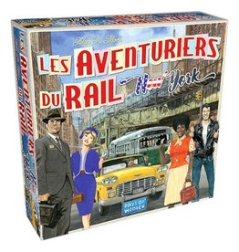 Days of Wonder Aventuriers du rail (les) - New York [français]
