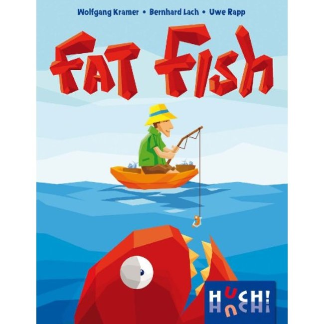 HUCH! Fat Fish [Multi]
