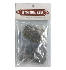 Stonemaier Games Scythe : Metal Coins