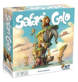 MJ Games Safari Golo [français]