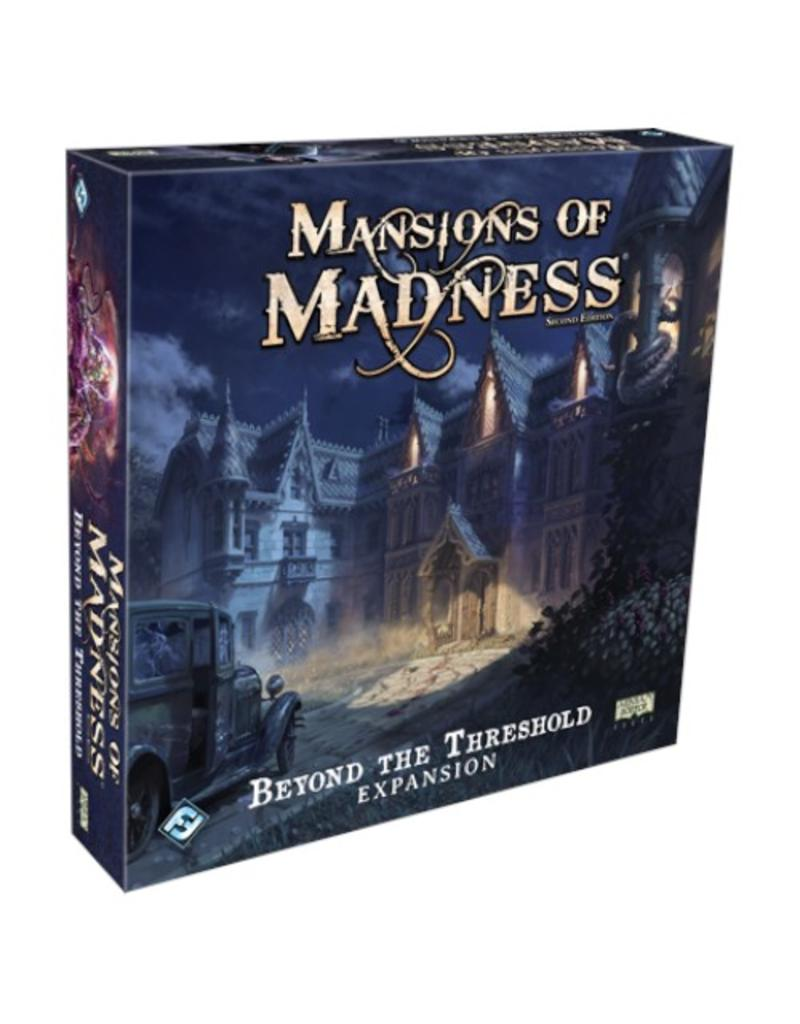 Fantasy Flight Games Mansions of Madness (2nd edition) : Beyond the Threshold [anglais]