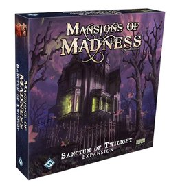 Fantasy Flight Games Mansions of Madness (2nd edition) : Sanctum of Twilight [anglais]