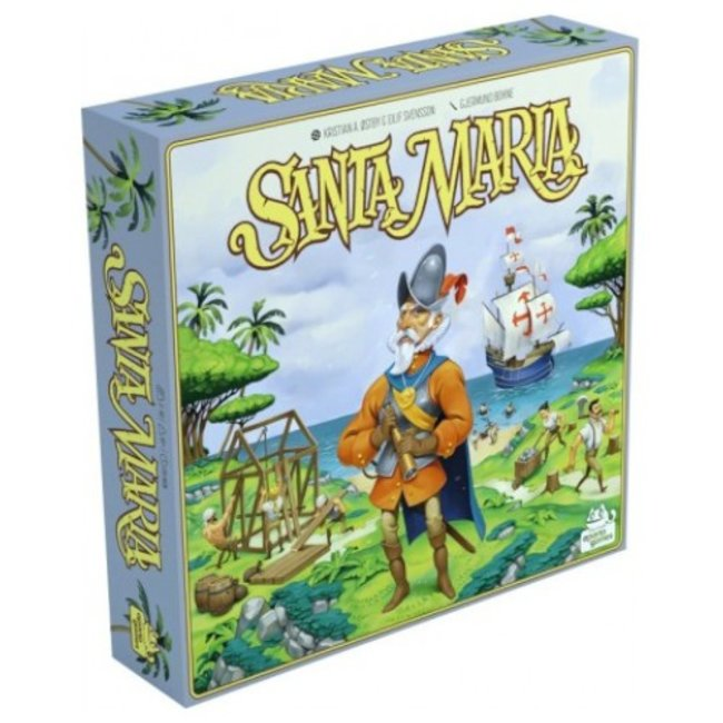 Pixie Games Santa Maria [French]