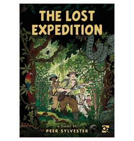 Osprey Games Lost Expedition (the) [anglais]