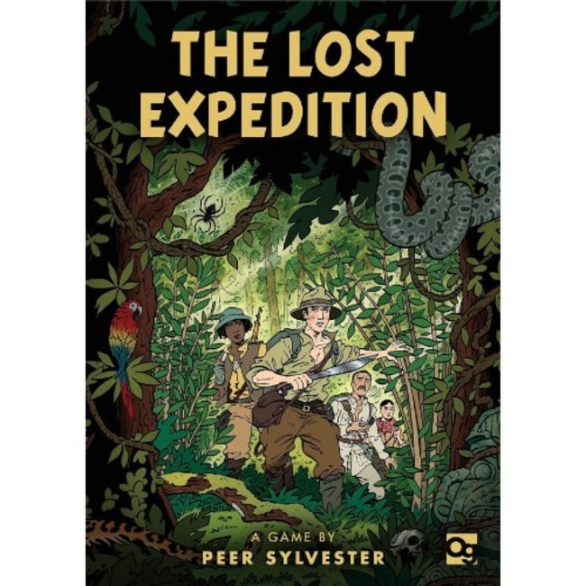 Osprey Games Lost Expedition (the) [English]