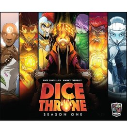 Roxley Games Dice Throne - Season One [anglais]
