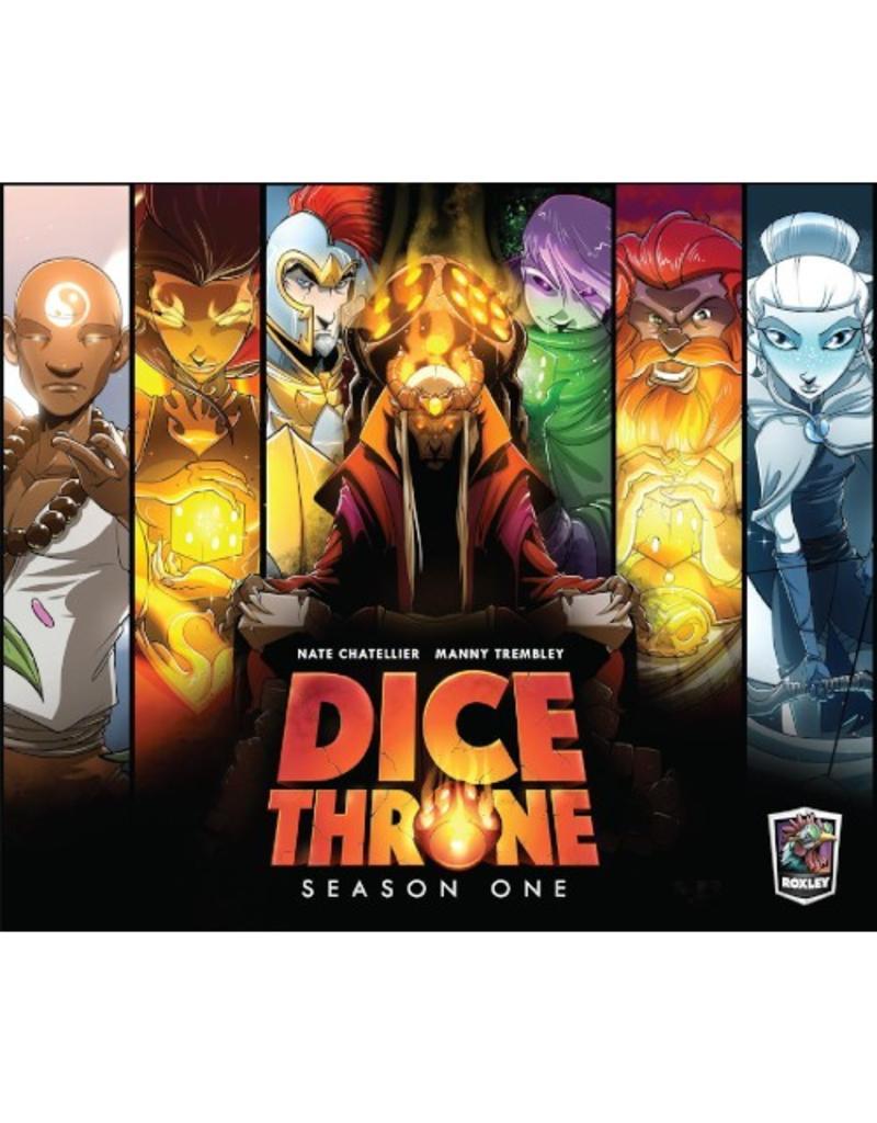 Roxley Games Dice Throne - Season One [anglais]