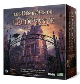 Fantasy Flight Games Demeures de l'épouvante (les) (seconde édition) [français]