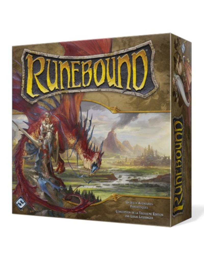 Fantasy Flight Games Runebound (3e édition) [français]