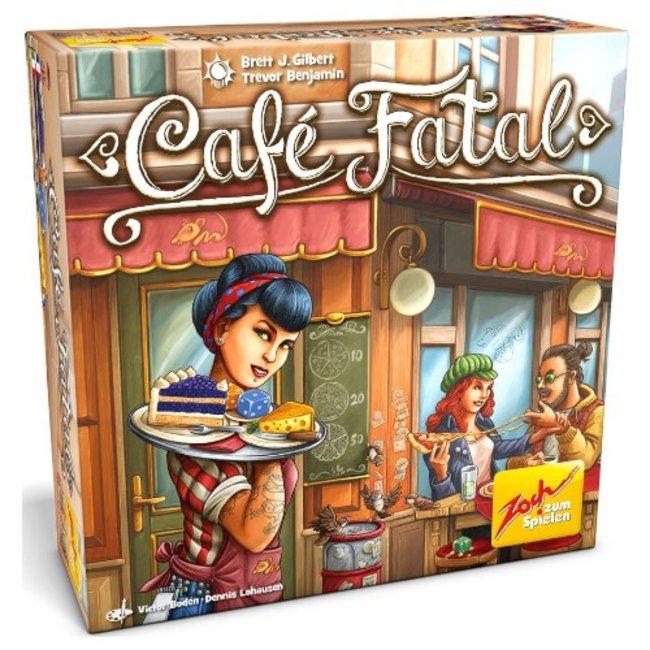 Zoch Zum Spielen Café Fatal [Multi]