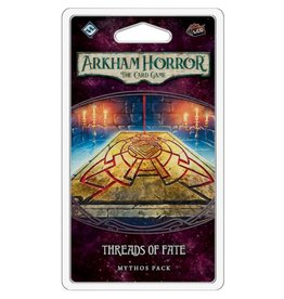 Fantasy Flight Games Arkham Horror - The Card Game (LCG) : Threads of Fate [anglais]