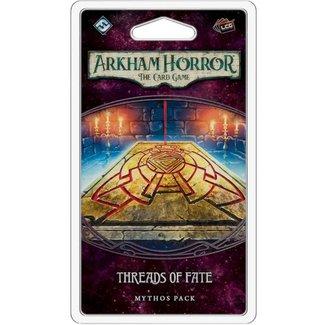 Fantasy Flight Games Arkham Horror - The Card Game (LCG) : Threads of Fate [English]