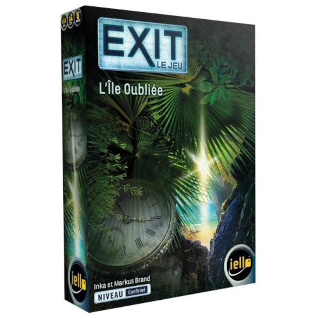 Iello Exit (6) - L'île oubliée [French]