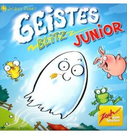 Zoch Zum Spielen Ghost Blitz - Junior [multilingue]