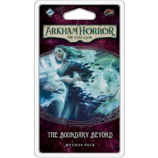 Fantasy Flight Games Arkham Horror - The Card Game (LCG) : The Boundary Beyond [English]