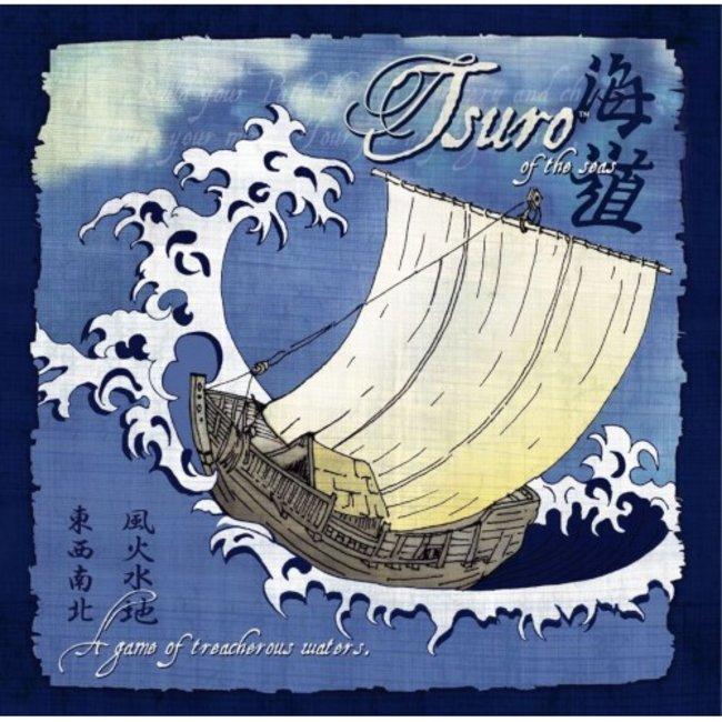 Calliope Games Tsuro of the Seas [multilingue]