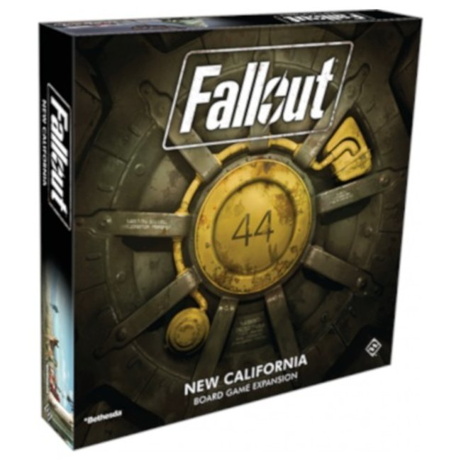 Fantasy Flight Games Fallout : New California [English]