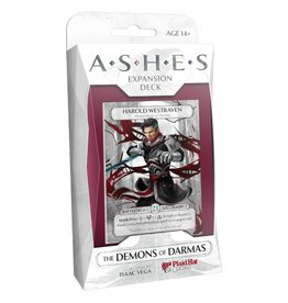 Plaid Hat Games Ashes : The Demons of Darmas [anglais]