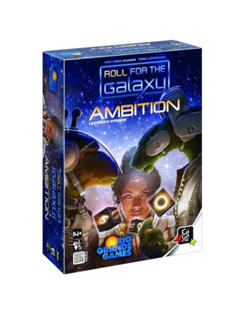 Gigamic Roll for the Galaxy : Ambition [français]