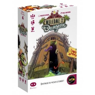 Iello Welcome to the Dungeon [French]