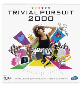 Hasbro Games Trivial Pursuit 2000 [français]