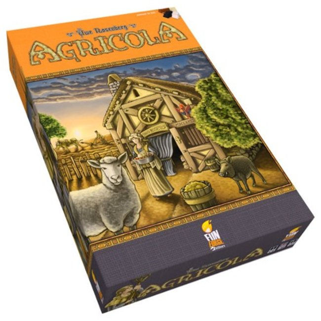 Funforge Agricola [French]