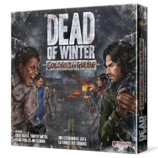 Plaid Hat Games Dead of Winter : Colonies en guerre [français]