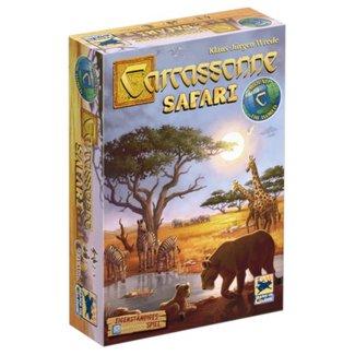 Z-Man Carcassonne - Safari [French]