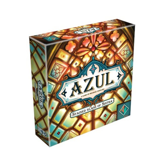 Next Move Azul - Les vitraux de Sintra (Stained Glass of Sintra) [multilingue]