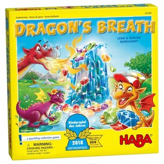 Haba Trésor de glace (Dragon's Breath) [Multi]