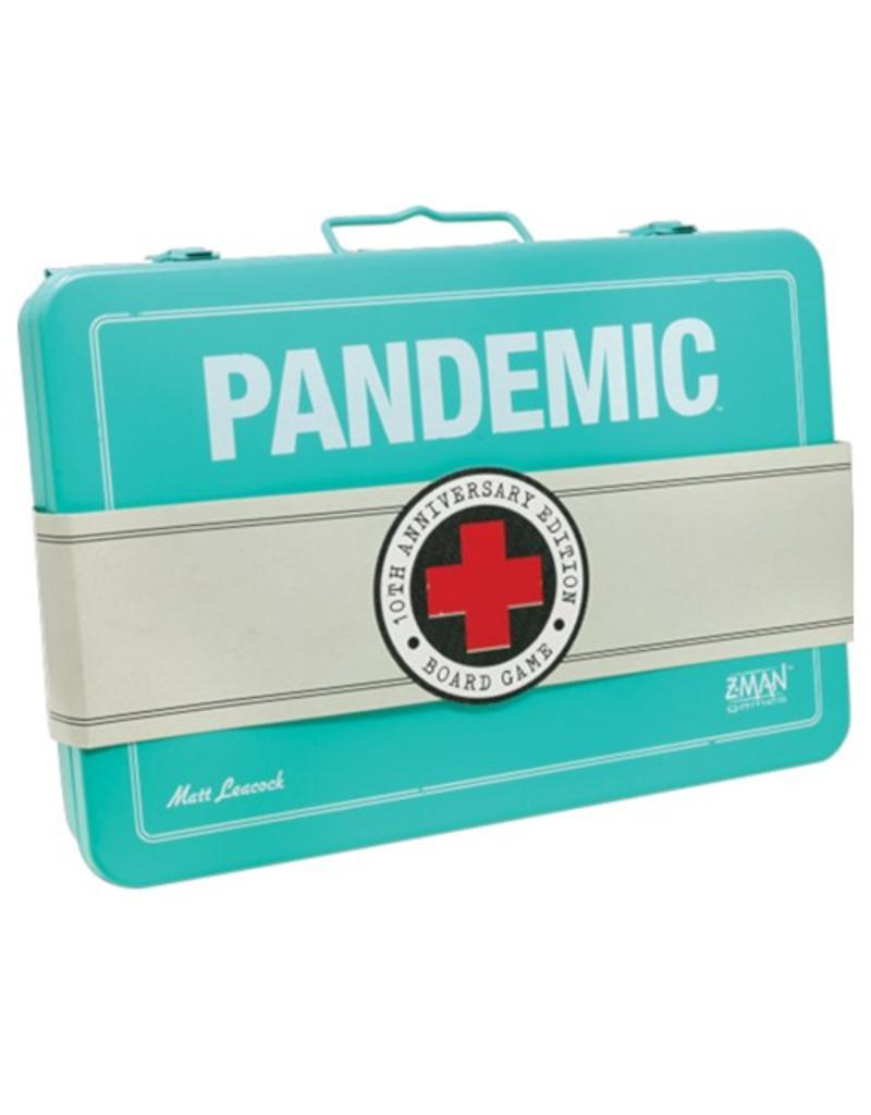 Z-Man Pandemic - 10e anniversaire [français]
