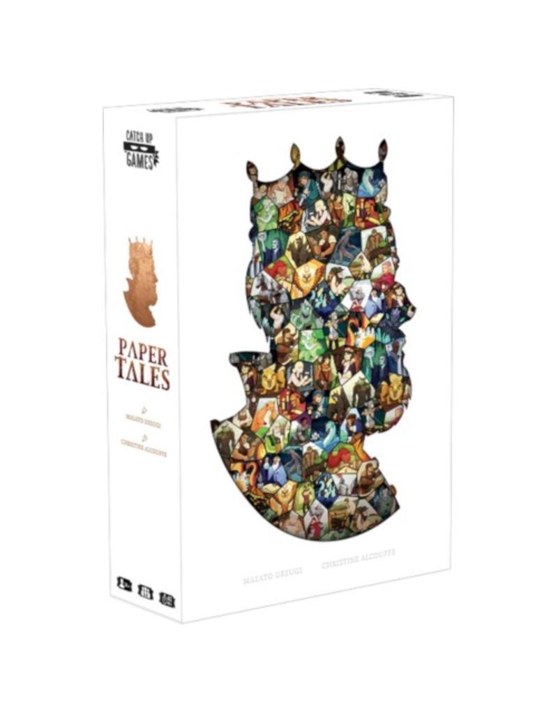 Catch Up Games Paper Tales [français]