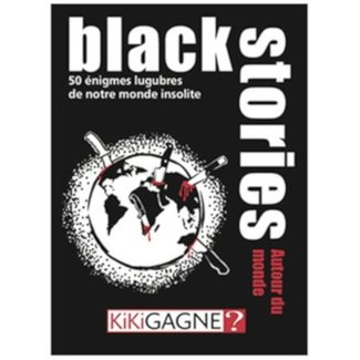Kikigagne? Black Stories - Autour du monde [French]