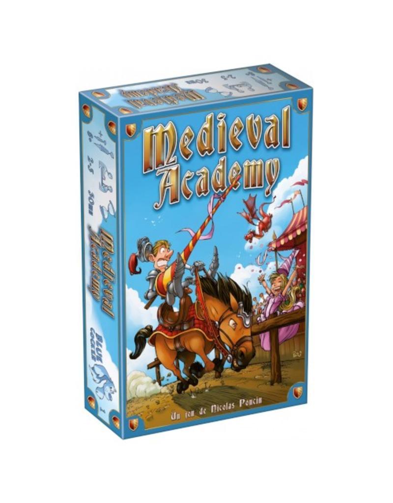 Blue Cocker Medieval Academy [multilingue]