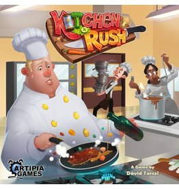 Artipia Games Kitchen Rush [anglais]