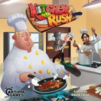 Artipia Games Kitchen Rush [English]