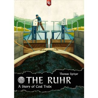 Capstone Games Ruhr (the) - A Story of Coal Trade [English]