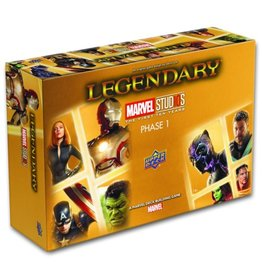 Upper Deck Legendary - 10th Anniversary [anglais]