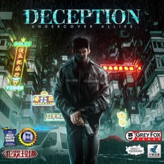 Grey Fox Games Deception : Undercover Allies [English]