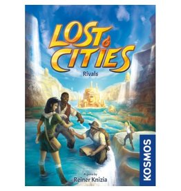 Kosmos Lost Cities - Rivals [anglais]