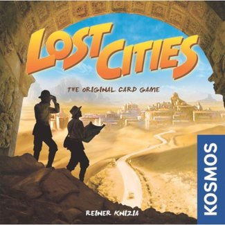 Kosmos Lost Cities - The Card Game [anglais]